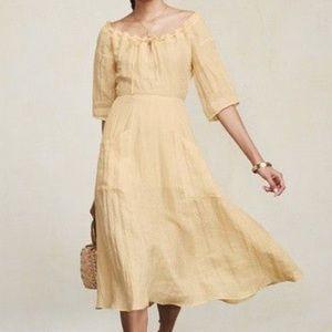 NWT reformation Blanchard dress